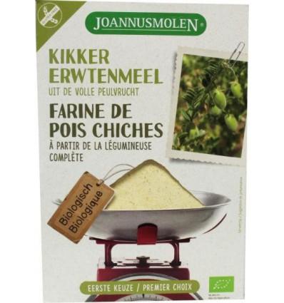 Joannusmolen Kikkererwtenmeel eerste keuze 275 gram |