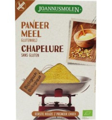 Joannusmolen Paneermeel eerste keuze 300 gram | € 2.71 | Superfoodstore.nl
