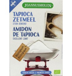 Joannusmolen Tapiocazetmeel eerste keuze 250 gram | € 1.72 | Superfoodstore.nl