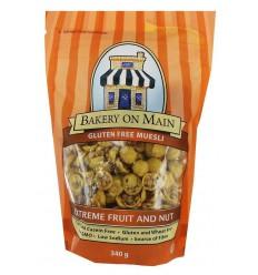 Bakery On Main Muesli extreme fruit & nut 340 gram |