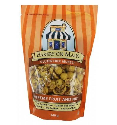 Muesli Bakery On Main extreme fruit & nut 340 gram kopen