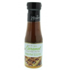 2bslim Caramel saus 250 ml | Superfoodstore.nl