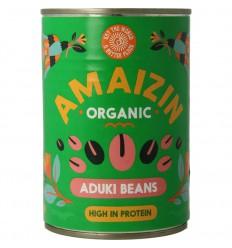 Amaizin Aduki bonen 400 gram | Superfoodstore.nl