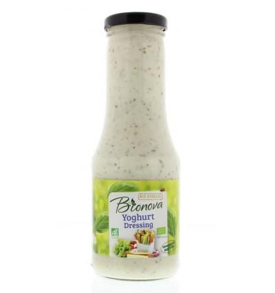 Dessert Bionova Yoghurt salade dressing 290 ml kopen