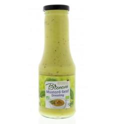 Bionova Mosterd salade dressing 290 ml | Superfoodstore.nl