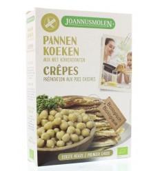 Joannusmolen Pannenkoeken mix met kikkererwt 300 gram |