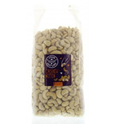 Your Organic Nature Cashew noten do it 1 kg | € 18.12 | Superfoodstore.nl
