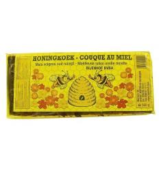 Bijenhof Honingkoek 500 gram | Superfoodstore.nl