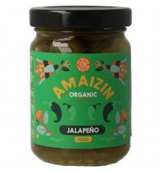 Amaizin Jalapeno peper 156 ml | Superfoodstore.nl