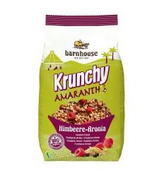 Barnhouse Krunchy amaranth framboos aronia 375 gram |