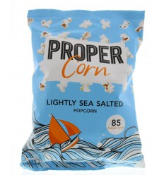Propercorn Popcorn lightly sea salted 70 gram |