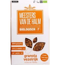 De Halm Granola vezelrijk 350 gram | Superfoodstore.nl