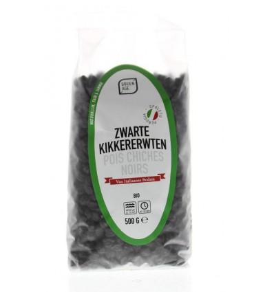 Peulvruchten Greenage Zwarte kikkererwten 500 gram kopen