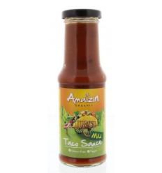 Amaizin Taco saus mild 220 gram | Superfoodstore.nl