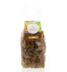 Mijnnatuurwinkel Gele jumbo rozijnen 450 gram | € 5.42 | Superfoodstore.nl