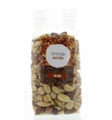 Mijnnatuurwinkel Gemengde noten 400 gram | Superfoodstore.nl