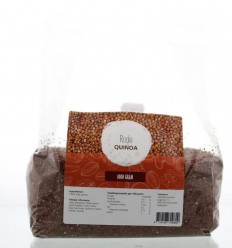 Mijnnatuurwinkel Quinoa rood 1 kg   Superfoodstore.nl