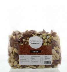 Mijnnatuurwinkel Macadamia mix onbewerkt 1 kg  