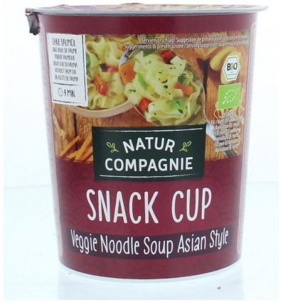 Natur Compagnie Cupnoodles Asia vegetable 55 gram |