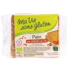 Ma Vie Sans Brood lijnzaad bio - glutenvrij 375 gram |