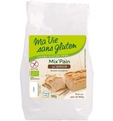 Ma Vie Sans Broodmeel met boekweit glutenvrij 500 gram  