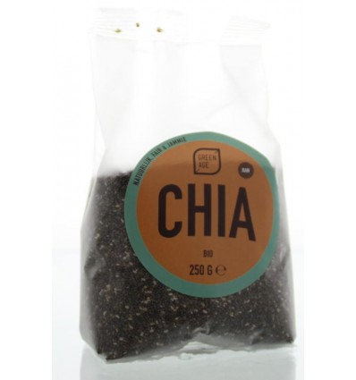 Chia zaad Greenage Chia 250 gram kopen