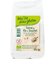 Ma Vie Sans Meel rijst aardamandelen glutenvrij 500 gram |