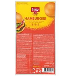 Schär Hamburgerbroodjes 4 stuks | Superfoodstore.nl
