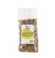Nice & Nuts Amandelen 1 kg | Superfoodstore.nl