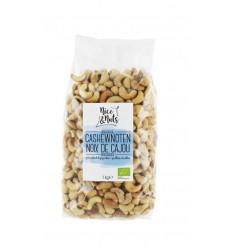 Nice & Nuts Cashewnoten geroosterd en gezouten 1 kg |