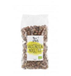 Nice & Nuts Hazelnoten 1 kg | Superfoodstore.nl