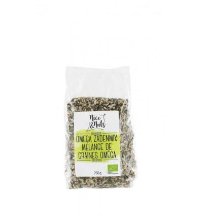 Chia zaad Nice & Nuts Omega zadenmix 750 gram kopen