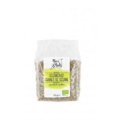 Nice & Nuts Sesamzaad geroosterd 475 gram | Superfoodstore.nl