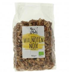 Nice & Nuts Walnoten 750 gram | Superfoodstore.nl