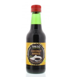 Yakso Kokos aminos 250 ml | Superfoodstore.nl