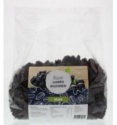 Mijnnatuurwinkel Blauwe jumbo rozijnen 1 kg | Superfoodstore.nl