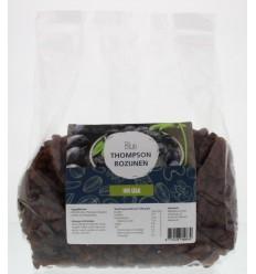 Mijnnatuurwinkel Blue thompson rozijnen 1 kg | Superfoodstore.nl