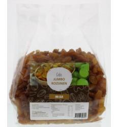 Mijnnatuurwinkel Gele jumbo rozijnen 1 kg | Superfoodstore.nl