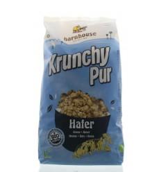 Barnhouse Krunchy pur haver zonder toegevoegde suikers 750 gram