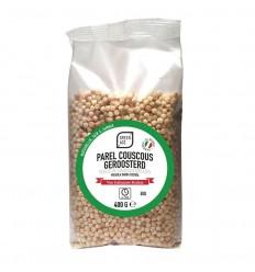 Greenage Parelcouscous geroosterd 400 gram   € 3.71   Superfoodstore.nl