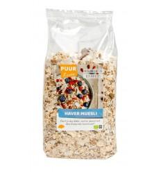 Puur Rineke Haver muesli 750 gram | Superfoodstore.nl