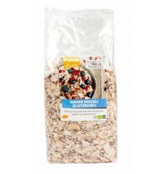 Puur Rineke Haver muesli glutenvrij 750 gram | Superfoodstore.nl