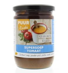 Puur Rineke Super soep tomaat 224 gram | Superfoodstore.nl