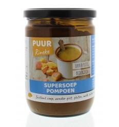 Puur Rineke Super soep pompoen 196 gram | € 9.64 | Superfoodstore.nl