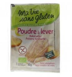 Ma Vie Sans Bakpoeder 4 x 10 gram 40 gram   Superfoodstore.nl