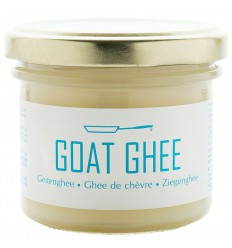 Ghee Easy geiten ghee 100 gram | € 4.69 | Superfoodstore.nl