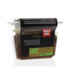 Lima Brown rice miso ongepasteuriseerd 300 gram |