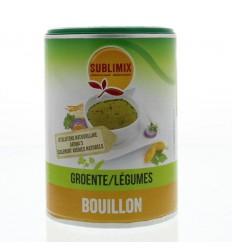 Bouillon & Aroma Sublimix Groentebouillon glutenvrij 230 gram