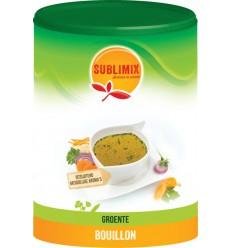 Bouillon & Aroma Sublimix Groentebouillon glutenvrij 800 gram