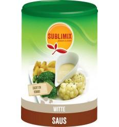 Sublimix Witte saus glutenvrij 480 gram | Superfoodstore.nl